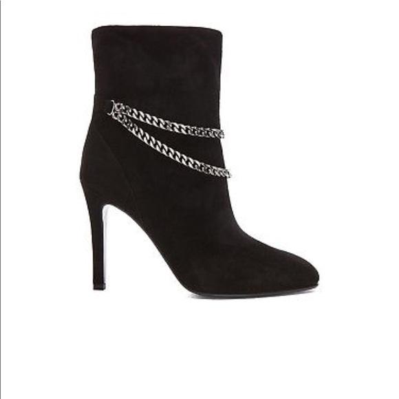 e7640c93d19 Yves Saint Laurent Shoes | Authentic New Ysl Debbie 100 Bootie ...